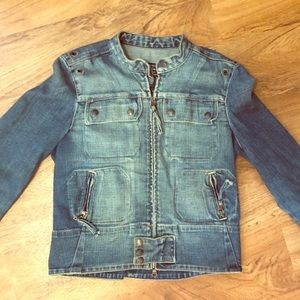 😍 vintage jacket from Ralph Lauren's polo jeans